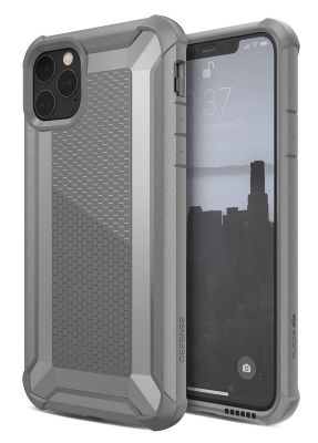 Defense Tactical iPhone 11 Gray