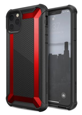Defense Tactical iPhone 11 Red